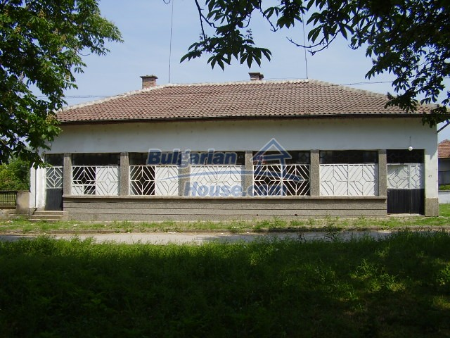 5750:1 - Comersial bulgarian property for sale on main road
