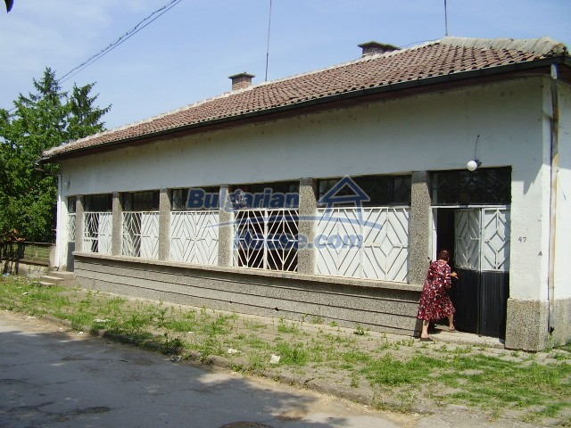 5750:2 - Comersial bulgarian property for sale on main road