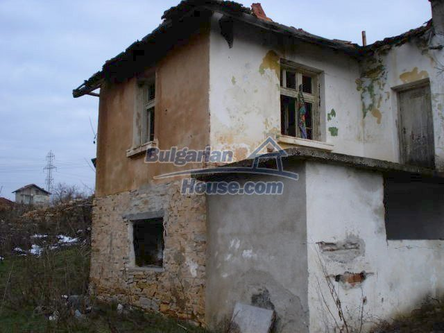 5825:1 - Two storey old bulgarian house for sale