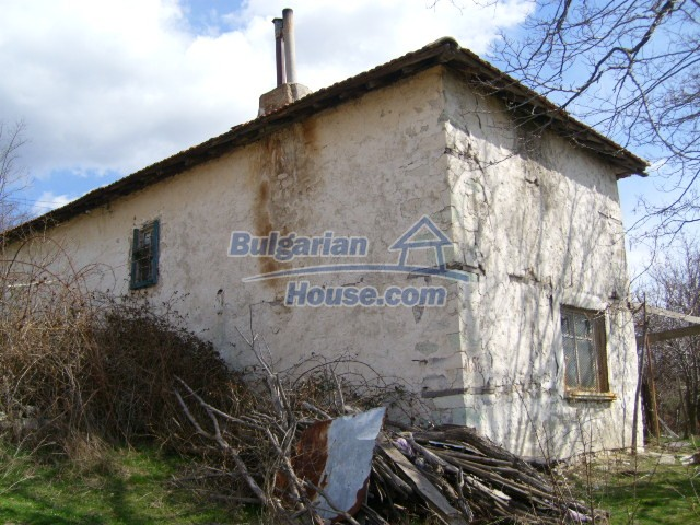 5858:5 - Two bulgarian houses in a peaceful area with river and mountain
