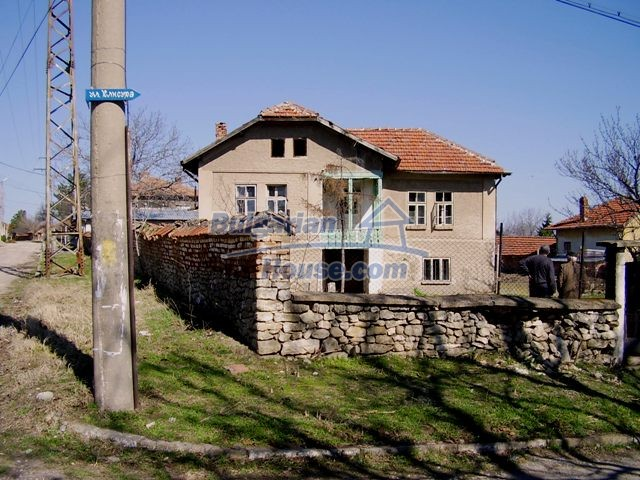 5984:1 - Rural Bulgarian house for sale near the town of Pleven