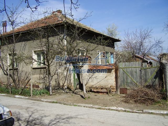 6074:1 - Cheap bulgarian house for sale near Pleven