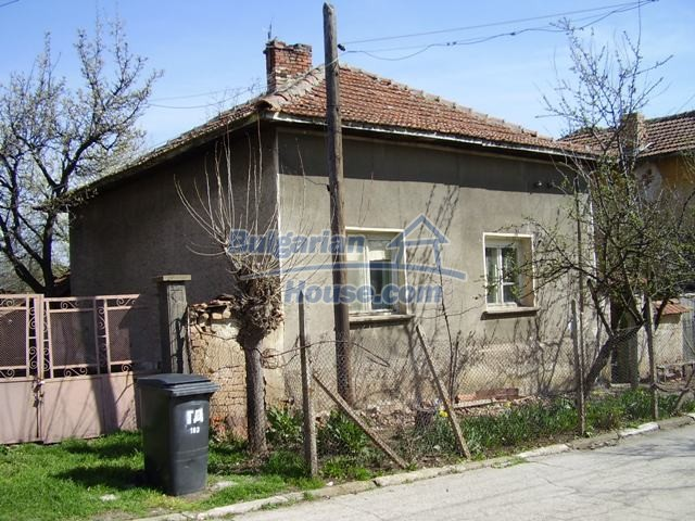 6074:2 - Cheap bulgarian house for sale near Pleven