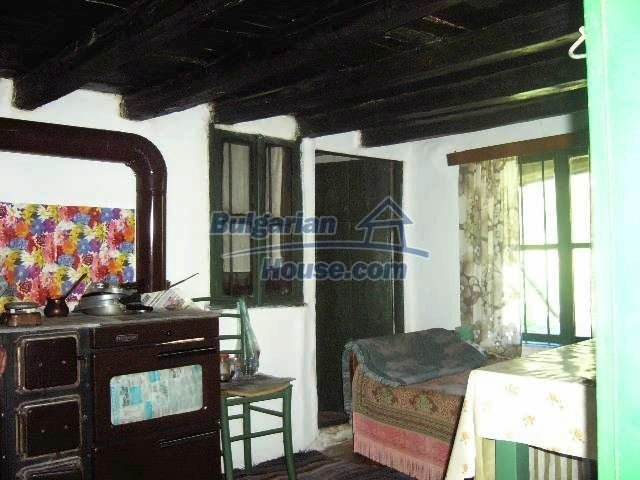 6201:4 - Nice bulgarian house for sale with mountain view