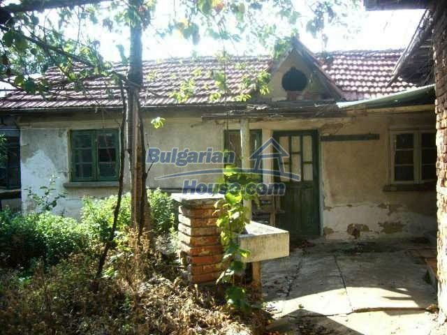 6204:1 - One storey bulgarian house for sale near Veliko Tyrnovo