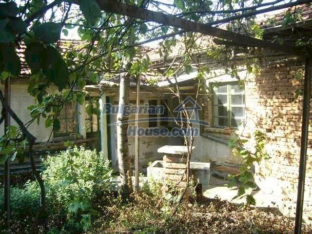 6204:3 - One storey bulgarian house for sale near Veliko Tyrnovo