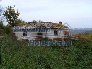 6234:1 - Two bulgarian properties with huge yard for sale near to Ivailov