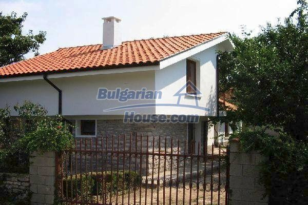 6261:3 - Lovely bulgarian house for sale in Varna region near Kavarna