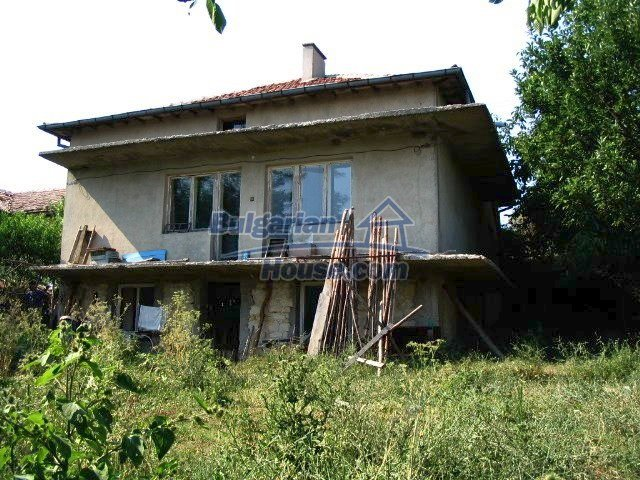 6564:1 - Bulgarian rural house in Kardzhali region