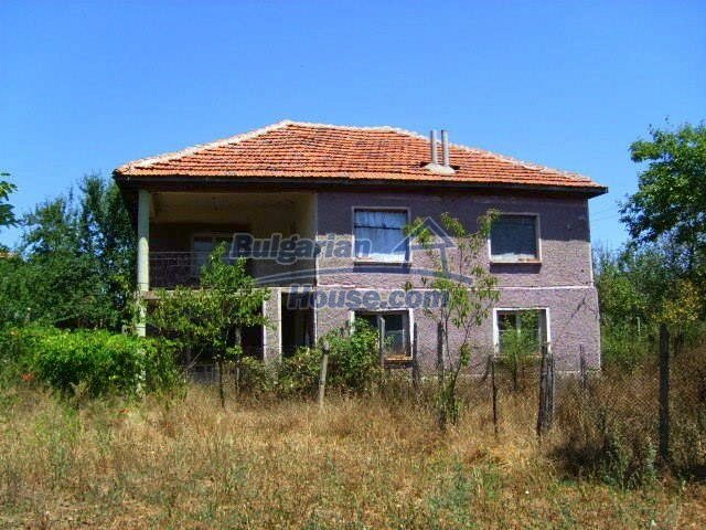 6639:1 - Bulgarian house for sale in Kardjali region