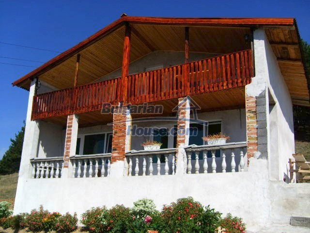 6684:1 - Nice Bulgarian house for sale near the town of Kardjali