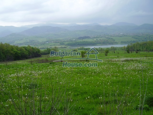 7035:6 - Large plot of bulgarian land close to a dam for sale