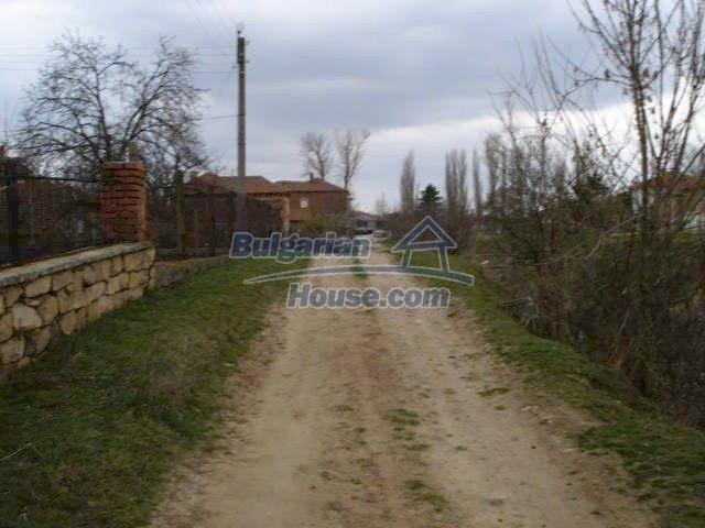 7065:1 - Brick built house for sale in Bulgarian countryside