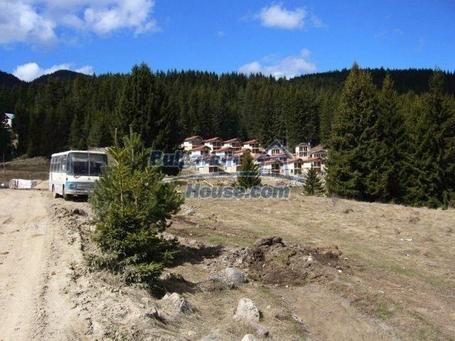 7074:3 - Nice plot of bulgarian land near Pamporovo good investment