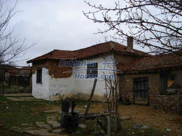 7077:1 -  Home for sale with nice bulgarian mountain view