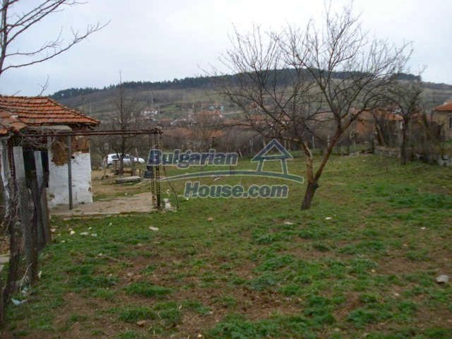 7077:3 -  Home for sale with nice bulgarian mountain view