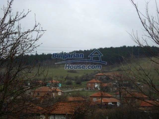 7077:9 -  Home for sale with nice bulgarian mountain view