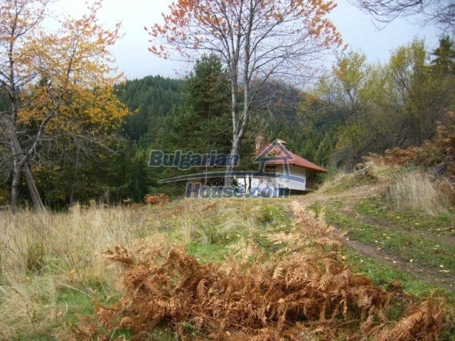 7122:2 - Invest in big plot of bulgarian land close to Pamporovo ski reso