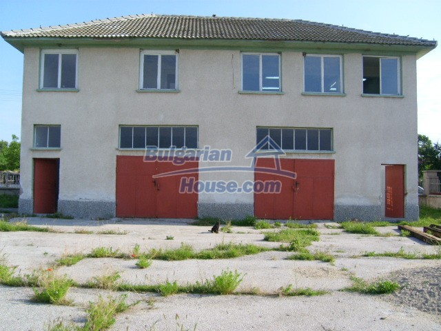 7176:1 - Big bulgarian property for sale in the region of Haskovo