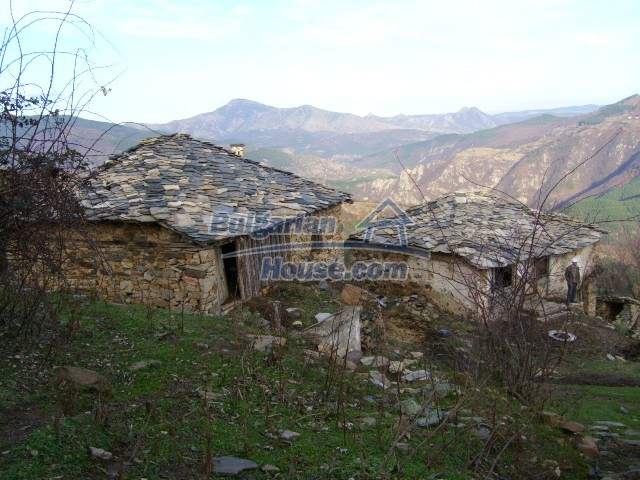 7188:3 - Stone bulgarian houses for sale in Kardjali region