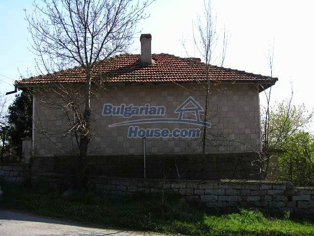 7221:1 - Rural Bulgarian house for sell in Elhovo region