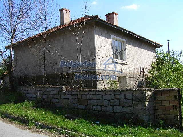 7221:2 - Rural Bulgarian house for sell in Elhovo region