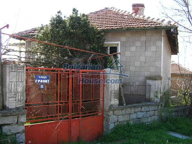 7221:3 - Rural Bulgarian house for sell in Elhovo region