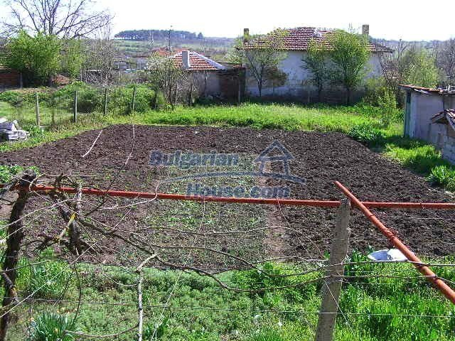 7221:9 - Rural Bulgarian house for sell in Elhovo region