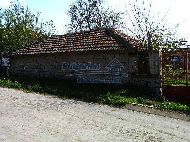7221:10 - Rural Bulgarian house for sell in Elhovo region