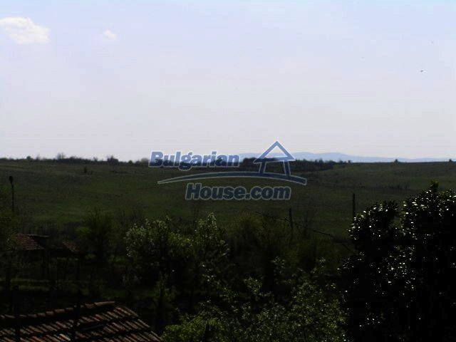 7221:12 - Rural Bulgarian house for sell in Elhovo region