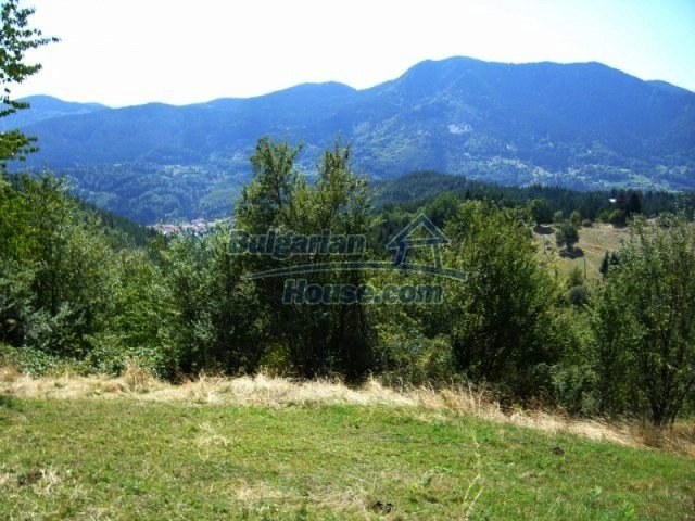 7224:3 - Plot of Bulgarian land 18 km away from Pamporovo