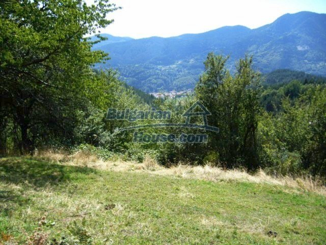 7224:5 - Plot of Bulgarian land 18 km away from Pamporovo