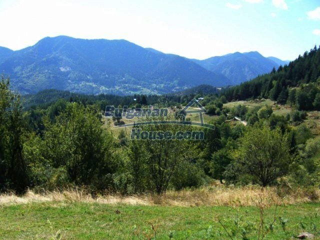 7224:6 - Plot of Bulgarian land 18 km away from Pamporovo