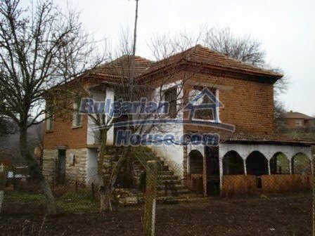 7251:1 - Cheap Bulgarian house near Elhovo