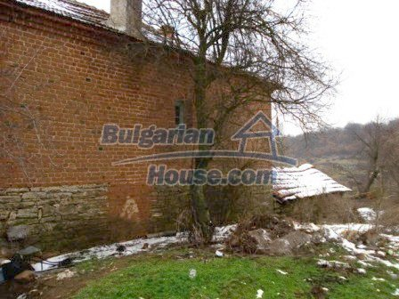 7251:11 - Cheap Bulgarian house near Elhovo