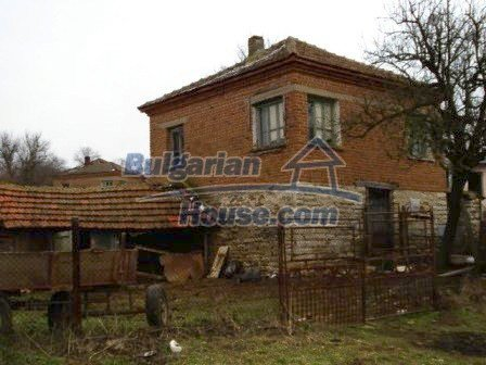 7251:12 - Cheap Bulgarian house near Elhovo