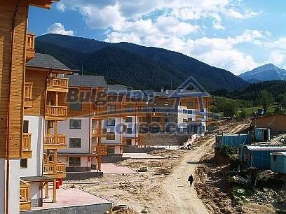 7302:1 - One bed luxcurary bulgarian apartment for sale in Bansko