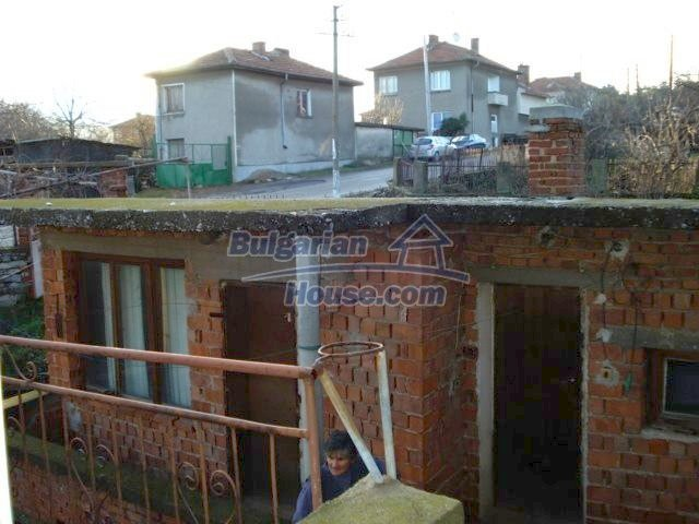 7374:13 - Two storey cozy bulgarian house for sale near Elhovo