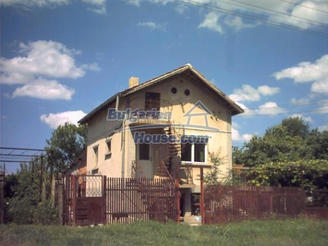 7419:1 - Nice Bulgarian property house in Dobrich region