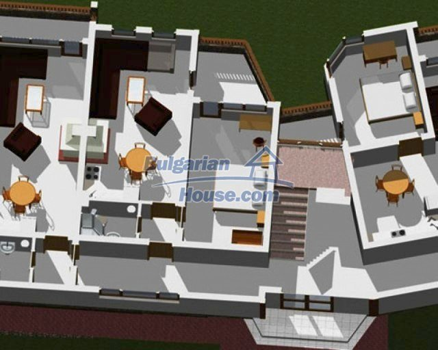 7527:2 - Rodopi - A dreamt residential complex just next to a dam lake an