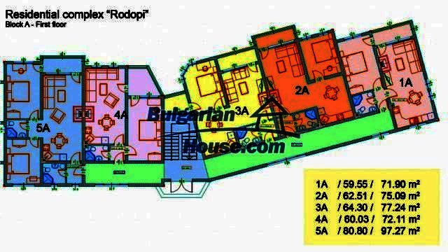 7527:3 - Rodopi - A dreamt residential complex just next to a dam lake an