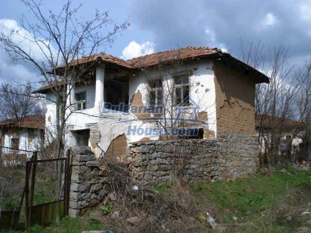 7542:1 - One storey bulgarian property in beautiful and calm place