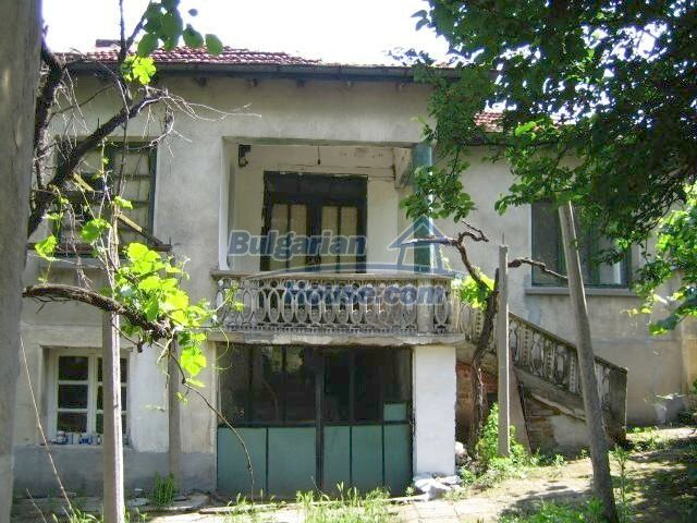 7560:1 - SOLD.Cheap Bulgarian house in Haskovo region