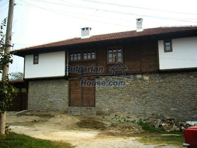 7641:2 - Bulgarian traditional stile house for sale close to Veliko Tarno