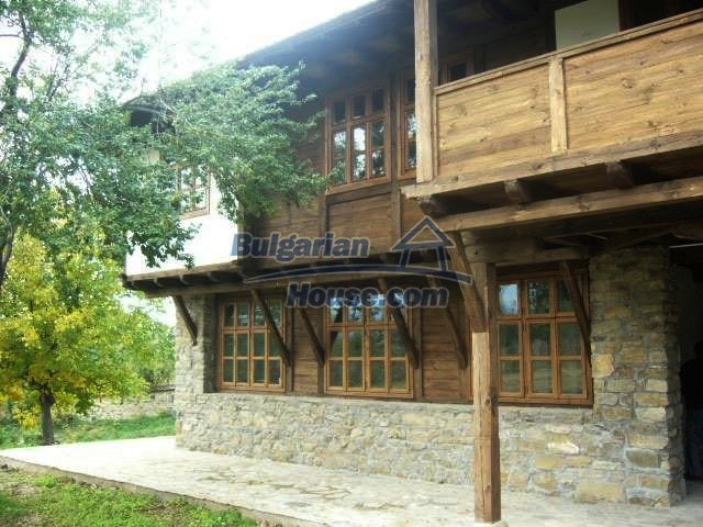 7641:5 - Bulgarian traditional stile house for sale close to Veliko Tarno