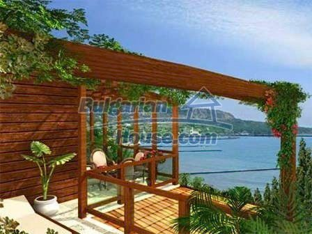 7719:2 - Two bedroom luxury bulgarian apartment with incredible sea view