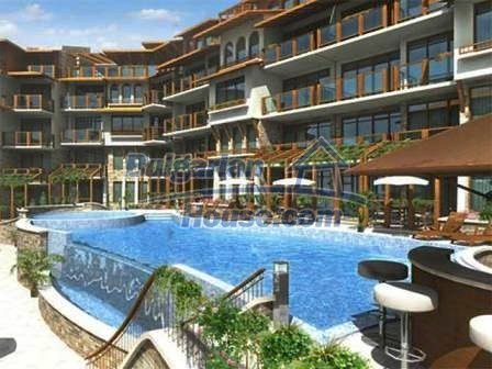 7719:4 - Two bedroom luxury bulgarian apartment with incredible sea view