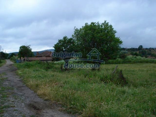 7746:1 - Bulgarian plot of land for sale near Elhovo