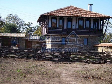 7752:2 - Bulgarian old stile house for sale near Sunny Beach