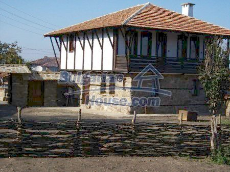 7752:3 - Bulgarian old stile house for sale near Sunny Beach